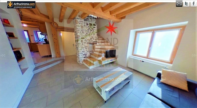 Vente maison / villa Drumettaz clarafond 344900€ - Photo 1