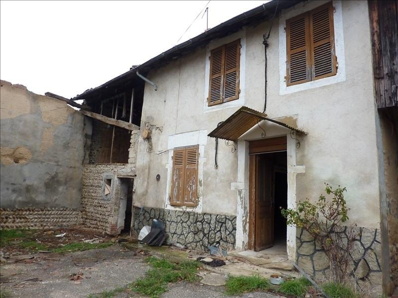 Vente maison / villa Revel tourdan 75000€ - Photo 2