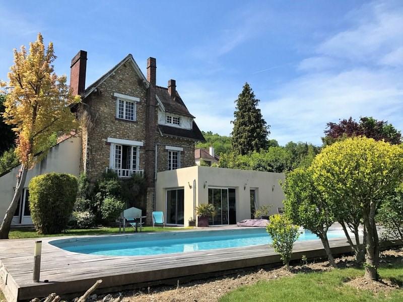 Verkauf von luxusobjekt haus Villennes sur seine 1390000€ - Fotografie 1