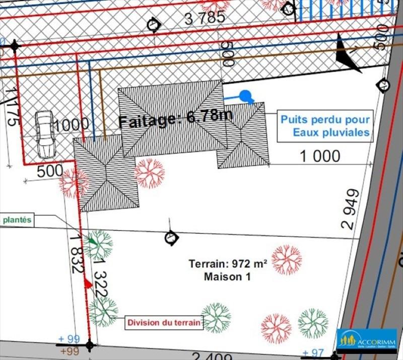 Vente maison / villa St pierre de chandieu 460000€ - Photo 5