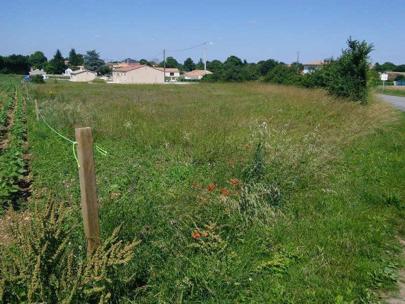 Vente terrain Theil rabier 15000€ - Photo 2