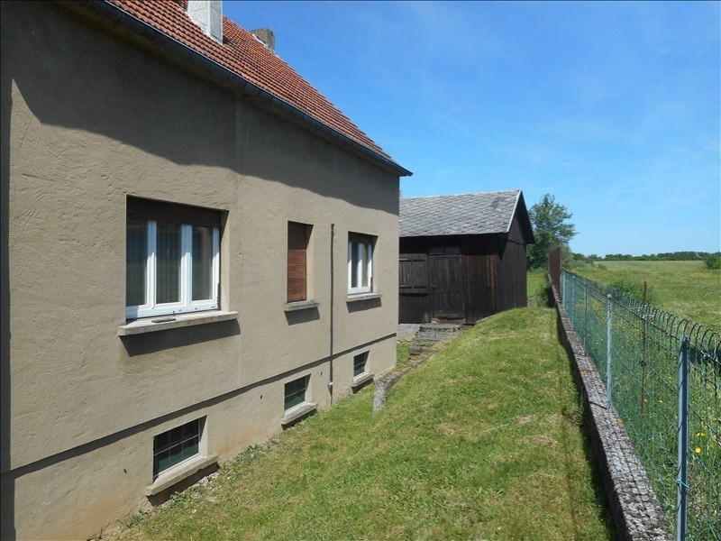 Verkauf haus Prox. sarralbe 116000€ - Fotografie 3