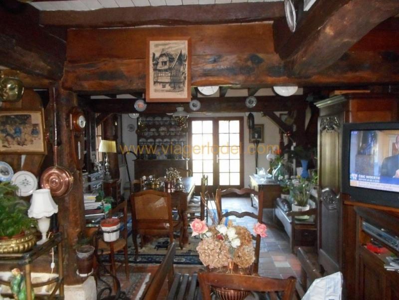 Lijfrente  huis Martainville 190800€ - Foto 28