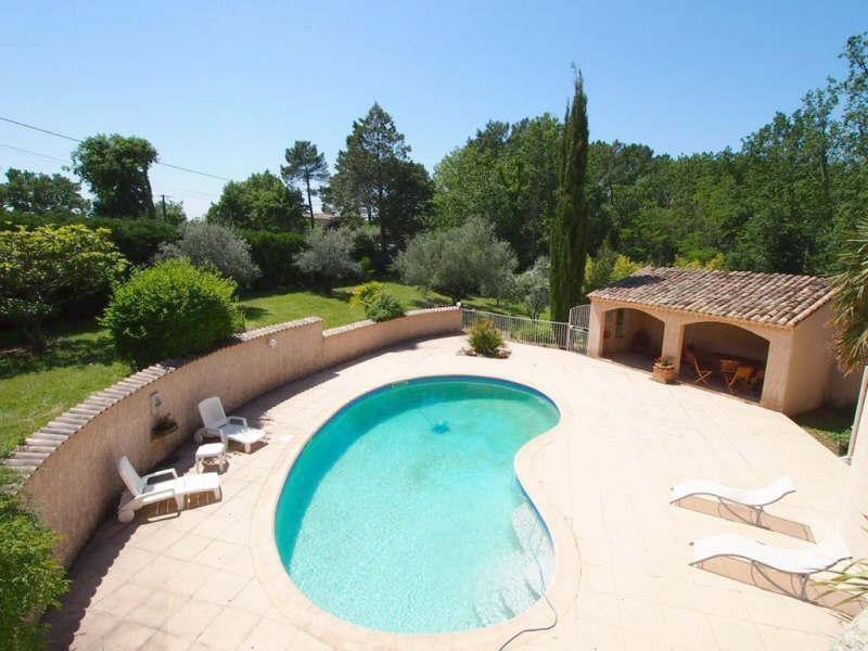 Vente maison / villa Labeaume 499200€ - Photo 6