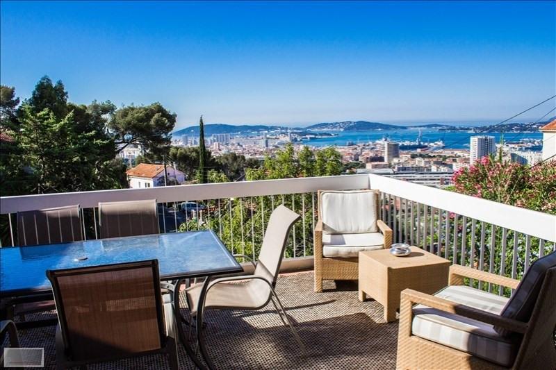 Verkauf von luxusobjekt haus Toulon 820000€ - Fotografie 1