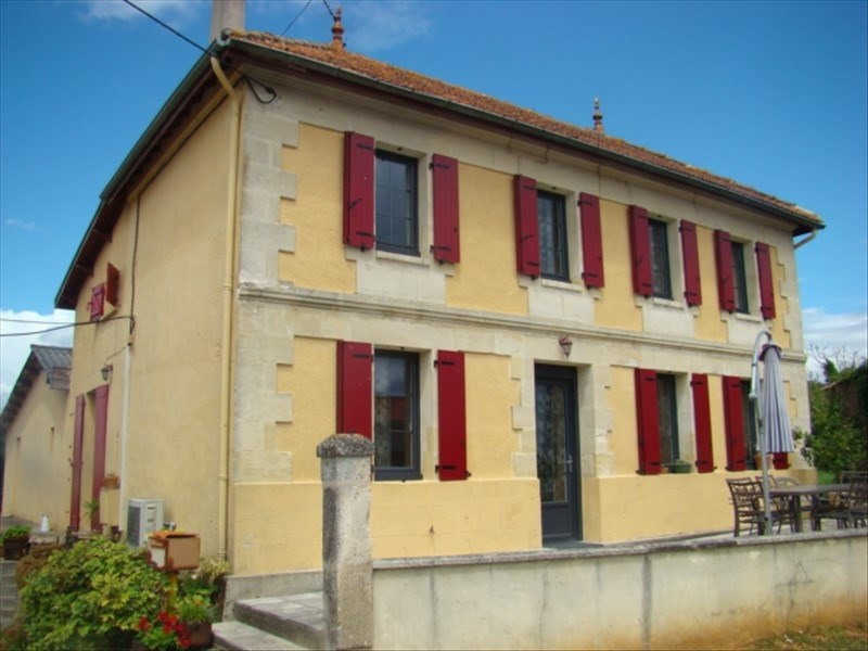 Vente maison / villa Porcheres 316 500€ - Photo 1