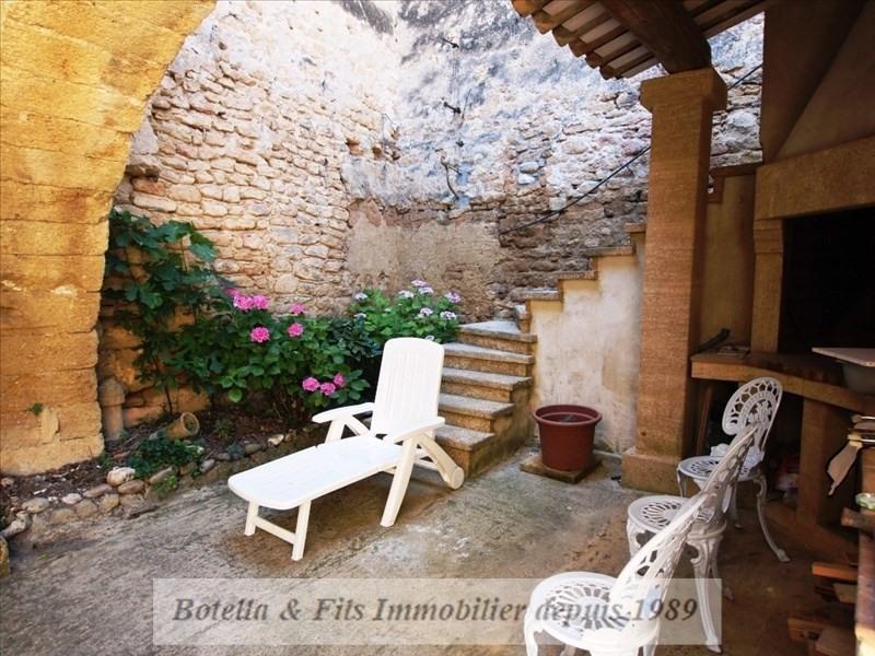Venta  casa Uzes 160000€ - Fotografía 12