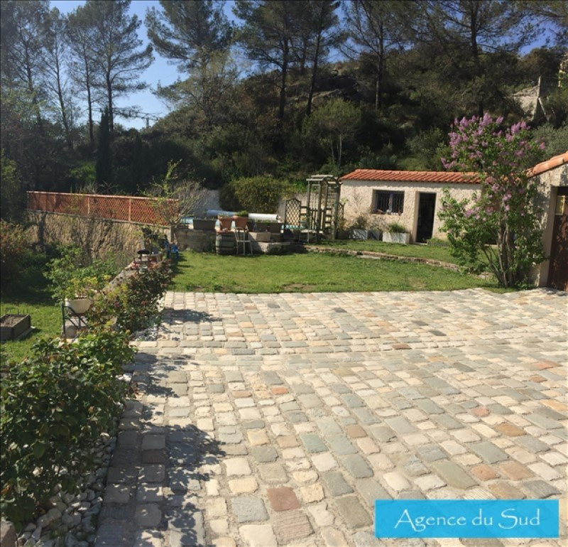 Vente maison / villa Peypin 450 000€ - Photo 3