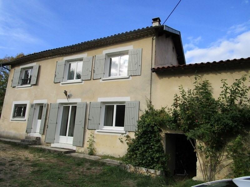 Vente maison / villa Beauronne 138000€ - Photo 1