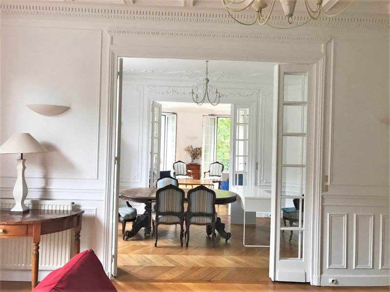Rental apartment Paris 7ème 4 510€ CC - Picture 2