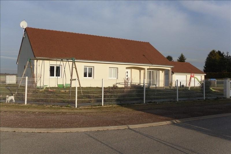 Vente maison / villa Grange l eveque 222000€ - Photo 1