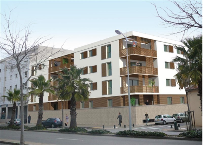 Vente appartement Nimes 209 000€ - Photo 1