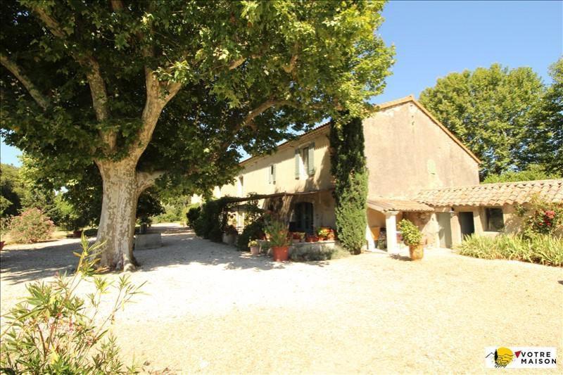 Vente de prestige maison / villa Plan d orgon 1090000€ - Photo 1