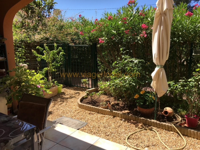 Viager appartement Six-fours-les-plages 73 000€ - Photo 1