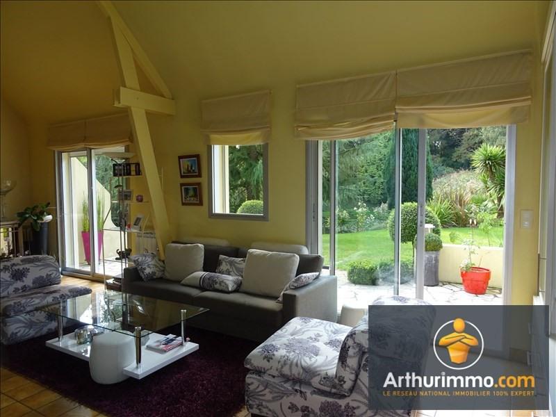 Sale house / villa Quintin 324500€ - Picture 4