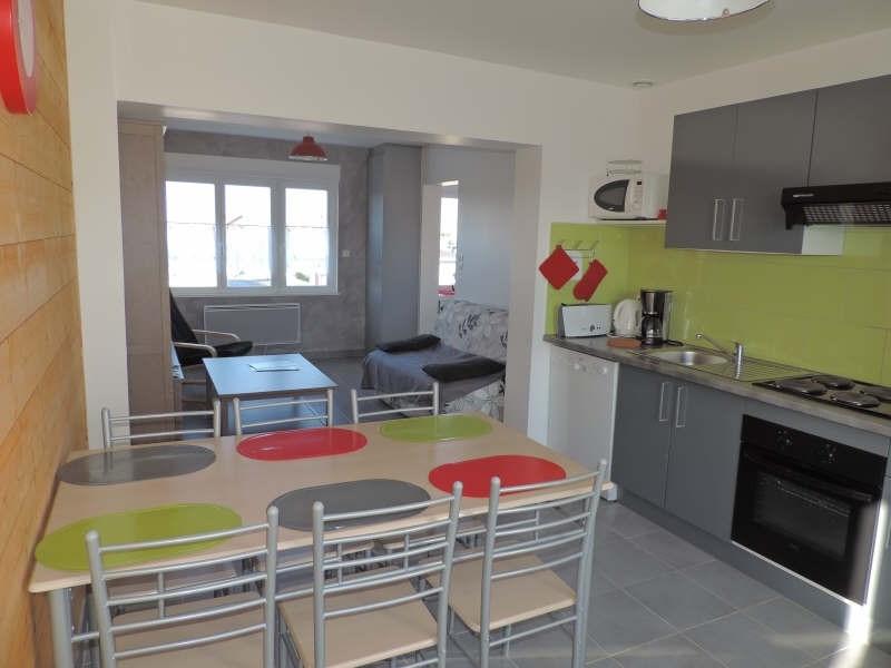 Vente appartement Quend plage les pins 144750€ - Photo 1
