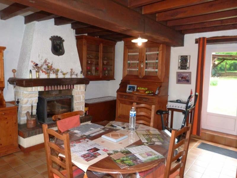 Vente maison / villa Secteur st fargeau 138300€ - Photo 4