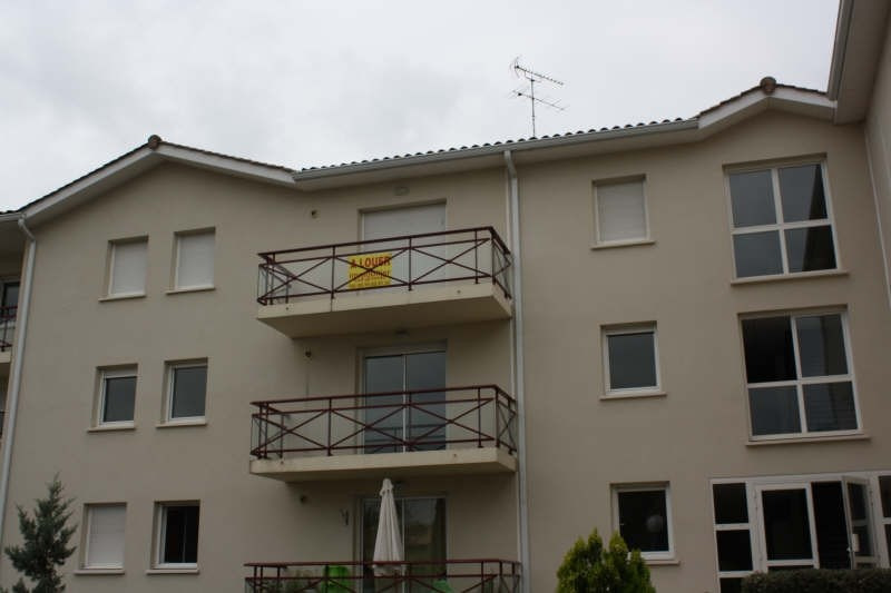 Rental apartment Langon 550€ CC - Picture 2