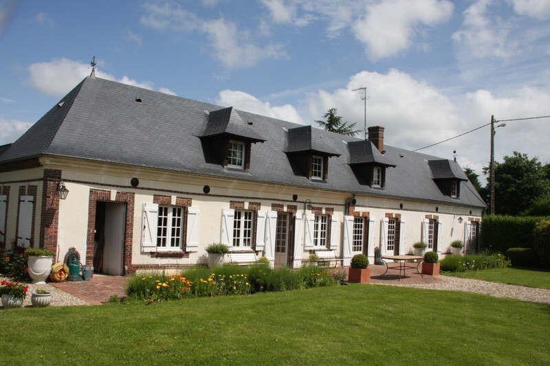 Vente maison / villa Damville 240000€ - Photo 1