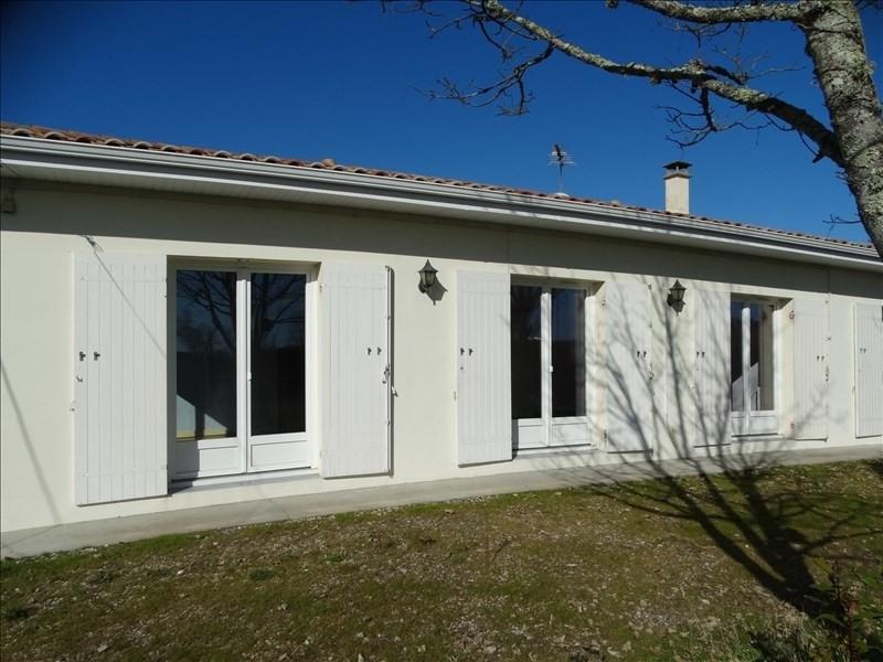 Sale house / villa Lamarque 222000€ - Picture 1