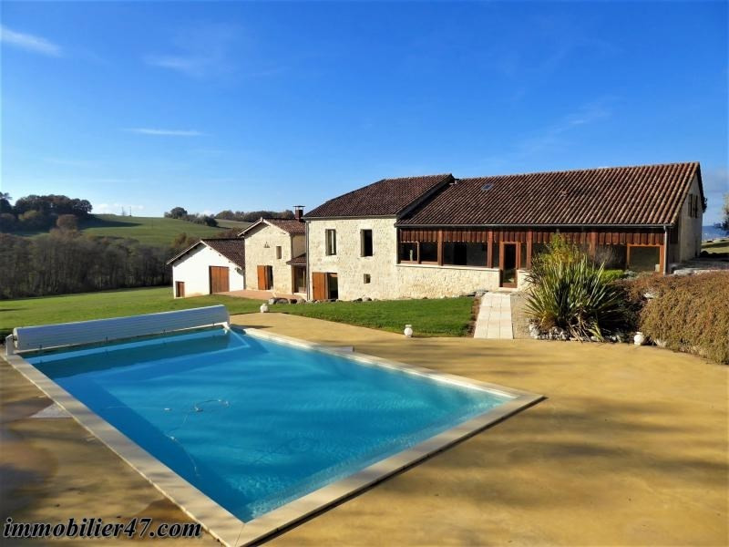 Deluxe sale house / villa Prayssas 540000€ - Picture 1