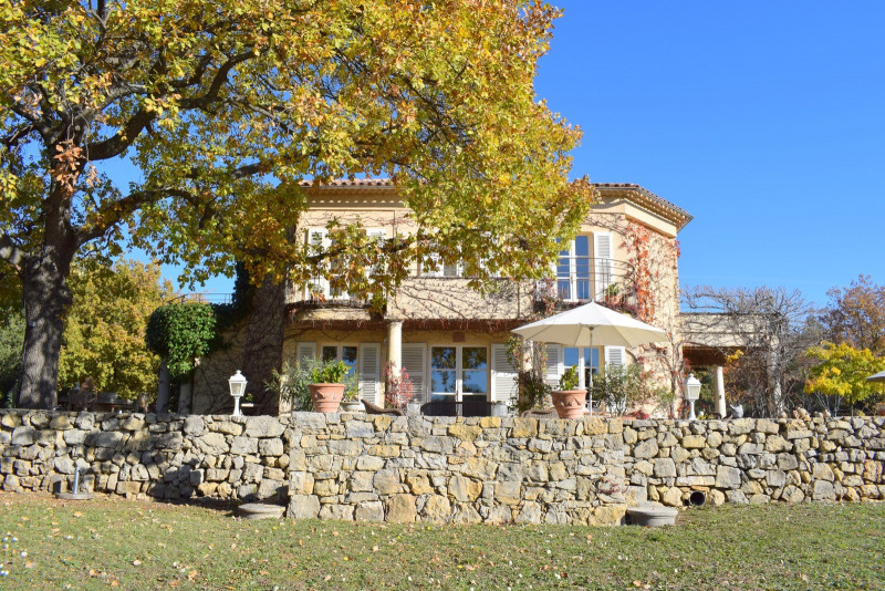 Deluxe sale house / villa Fayence 1 085 000€ - Picture 8