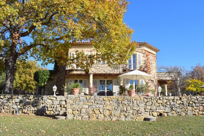 Immobile residenziali di prestigio casa Fayence 1085000€ - Fotografia 8