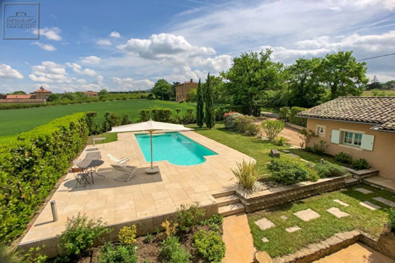 Deluxe sale house / villa Lissieu 850000€ - Picture 6