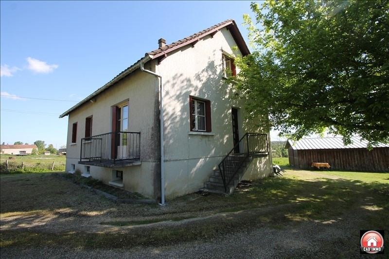 Sale house / villa St naixent 109000€ - Picture 10
