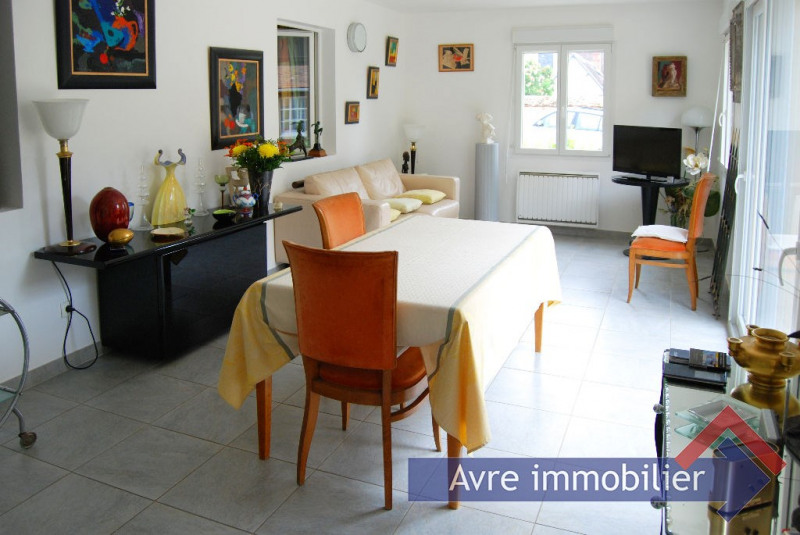 Vente maison / villa Verneuil d avre et d iton 185000€ - Photo 3