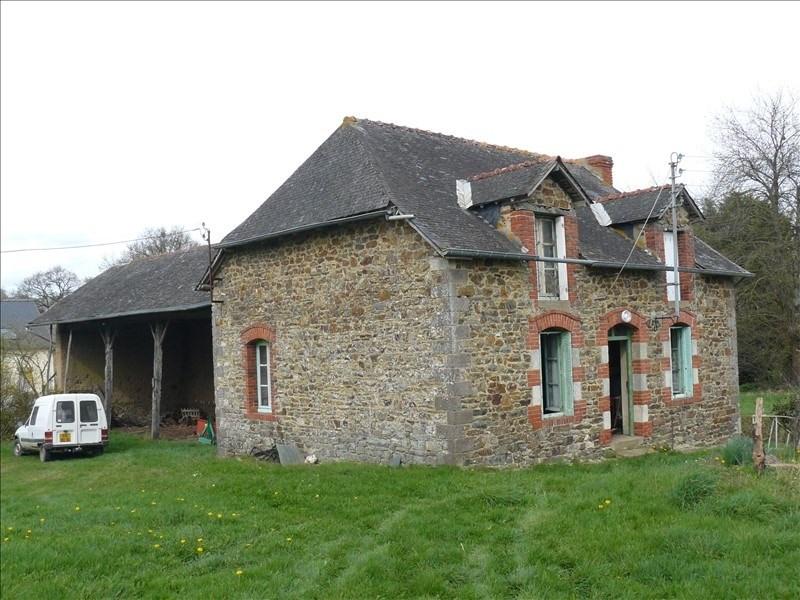 Sale house / villa Mohon 44000€ - Picture 1