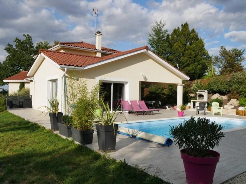Sale house / villa St sorlin de vienne 467000€ - Picture 1