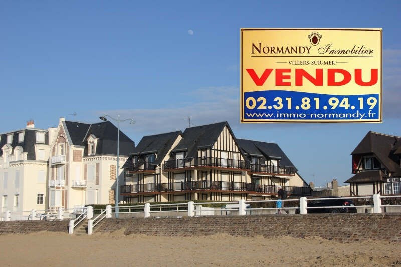 Vente appartement Villers sur mer 233 000€ - Photo 1