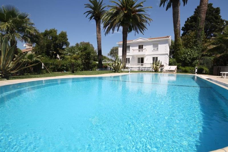 Deluxe sale house / villa Cap d'antibes 5 600 000€ - Picture 1