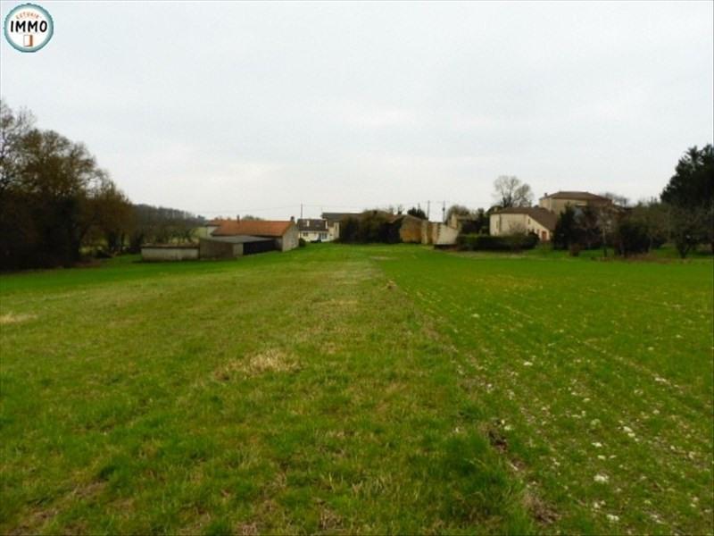 Vente terrain Semoussac 34000€ - Photo 2
