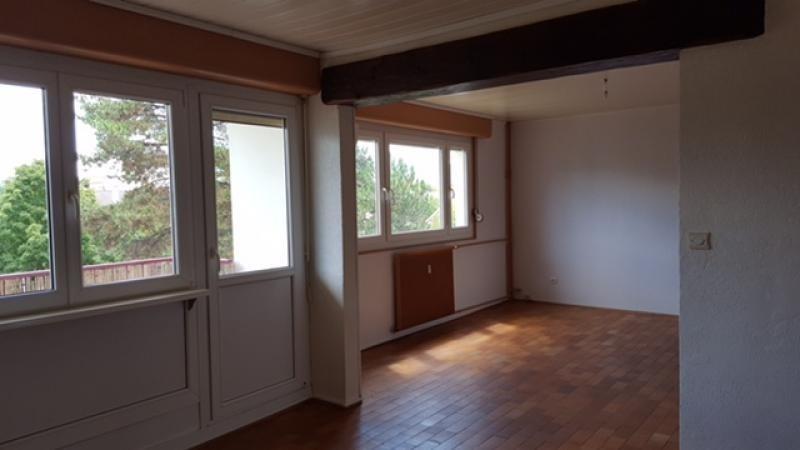 Sale apartment Colmar 109500€ - Picture 1