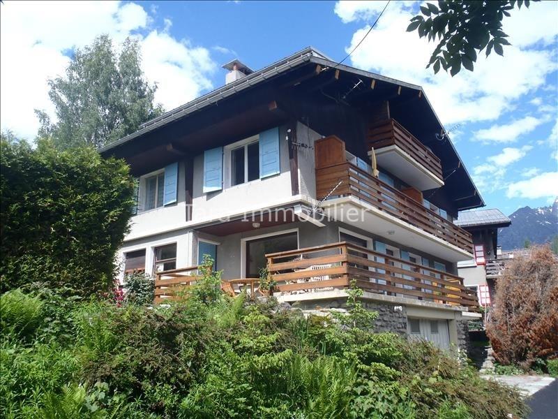 Immobile residenziali di prestigio casa Chamonix mont blanc 2950000€ - Fotografia 2