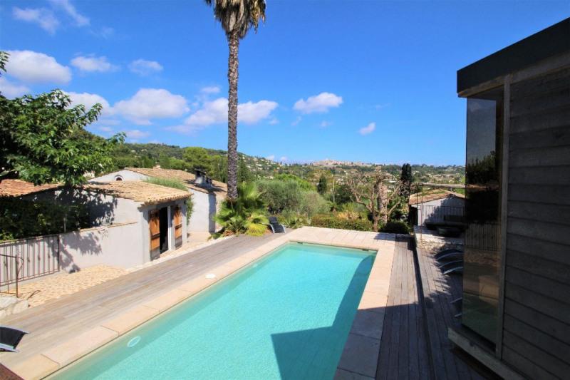 Vente de prestige maison / villa La colle sur loup 2090000€ - Photo 1