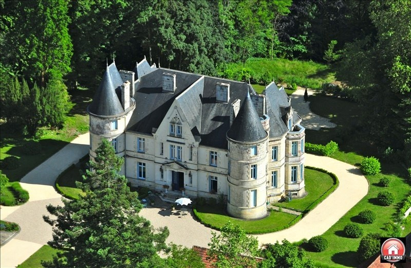 Deluxe sale house / villa Douville 1600000€ - Picture 4