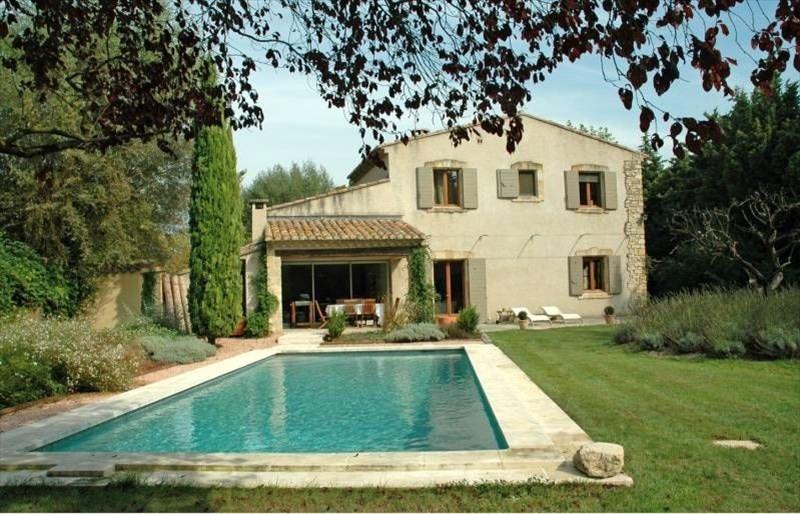 Vente de prestige maison / villa Monteux 645000€ - Photo 1