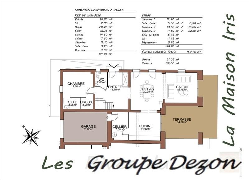 Location maison / villa Grenade 1527€ CC - Photo 2