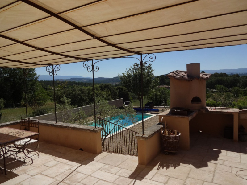 Vente maison / villa Saint pantaleon 390000€ - Photo 9