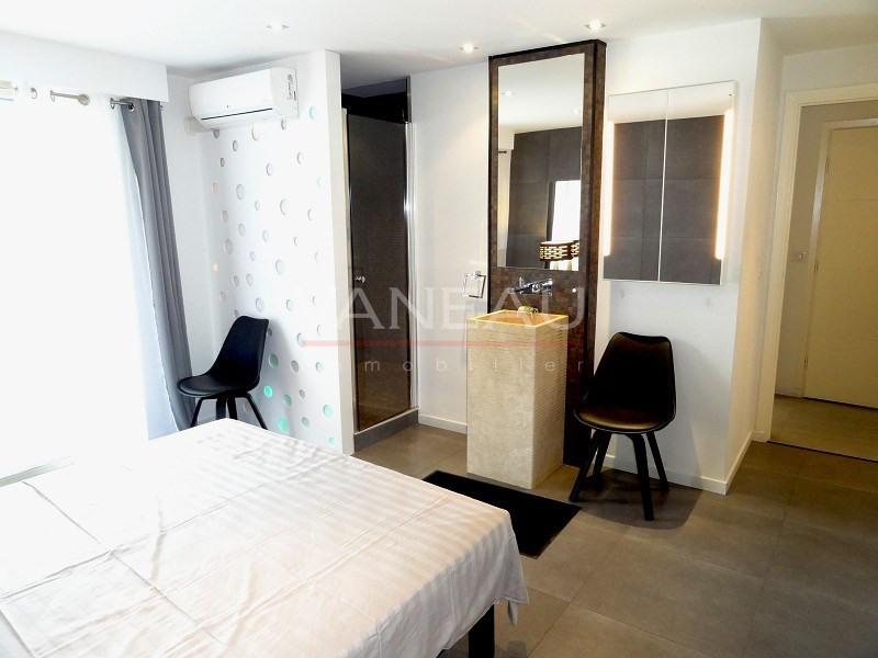 Vente de prestige appartement Juan-les-pins 646600€ - Photo 8