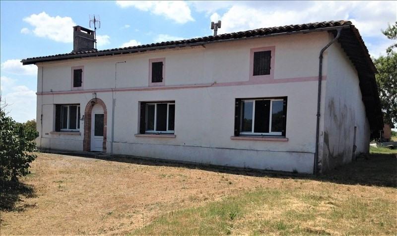 Sale house / villa Campsas 169600€ - Picture 1