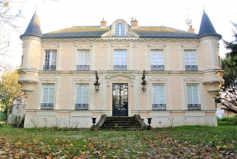 Vente maison / villa Bouffemont 520 000€ - Photo 1