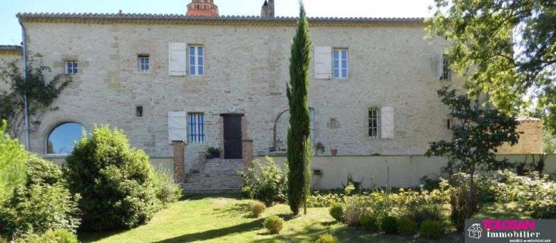 Vente de prestige maison / villa Villefranche de lauragais secteur 676000€ - Photo 8