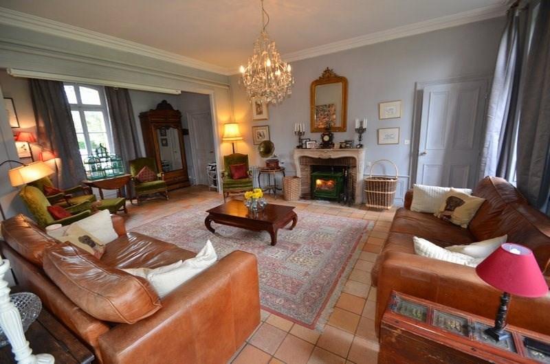 Verkauf von luxusobjekt schloss Coutances 565000€ - Fotografie 2