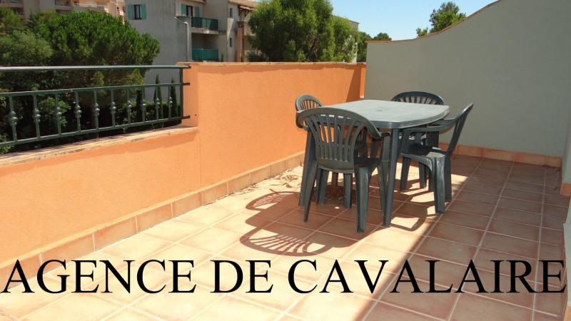 Vente appartement Cavalaire sur mer 273000€ - Photo 1