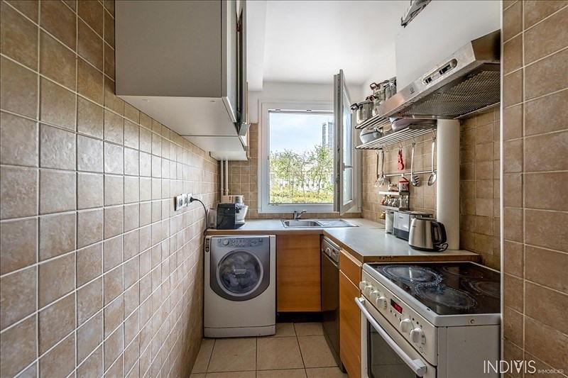 Sale apartment Puteaux 420000€ - Picture 8