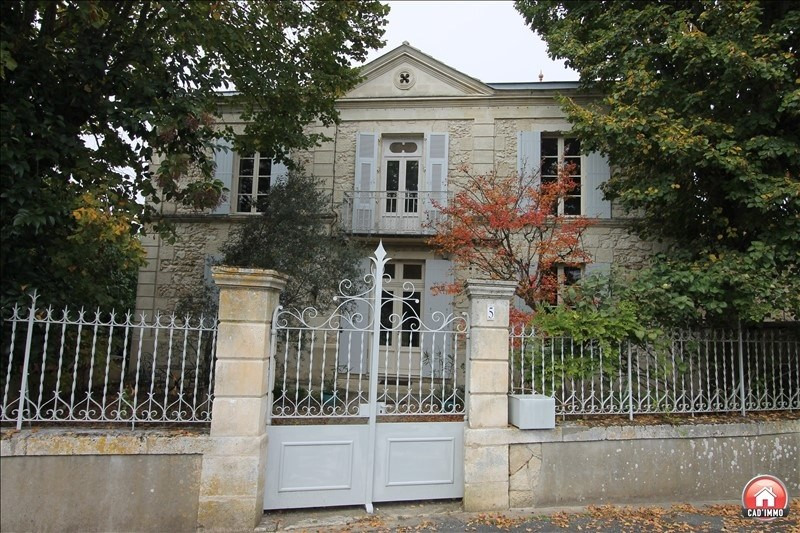 Sale house / villa Velines 362000€ - Picture 1